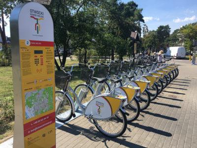 (Polski) Otwocki Rower Miejski – sukces programu pilotażowego
